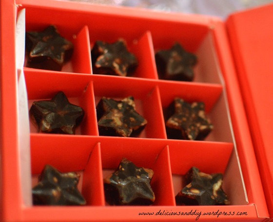 diy hazelnut chocolate