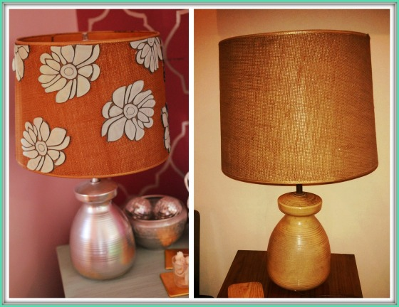 Lamp Before and After