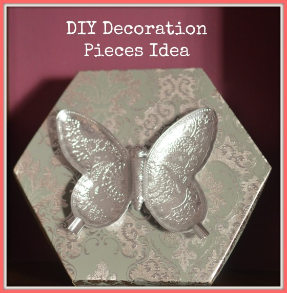 Decoration Pieces Makeover
