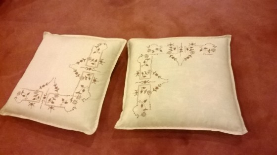 Cushions Before