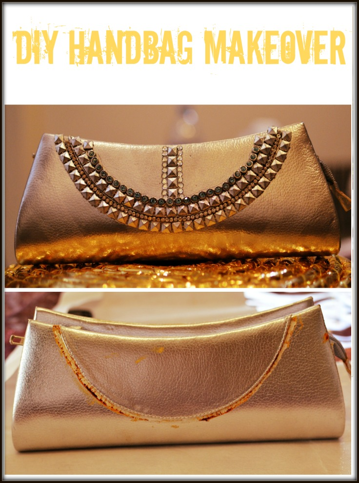 Clutch Makeover