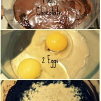 Three Ingredient Baked Mini Doughnuts